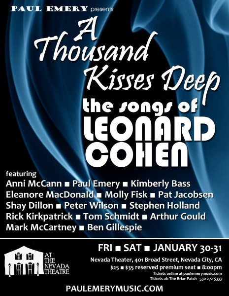 2015-01 - Leonard Cohen 8.5x11