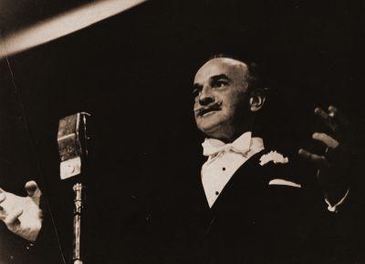 Lord Buckley mic
